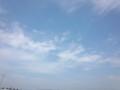 20131101 お昼休みの空…