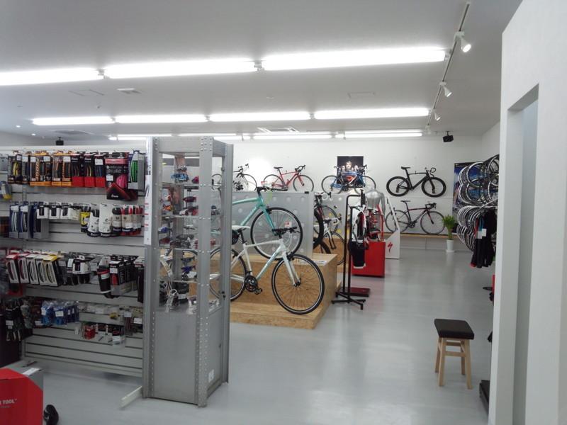 20140429 新B-Shop-Ochi 店内