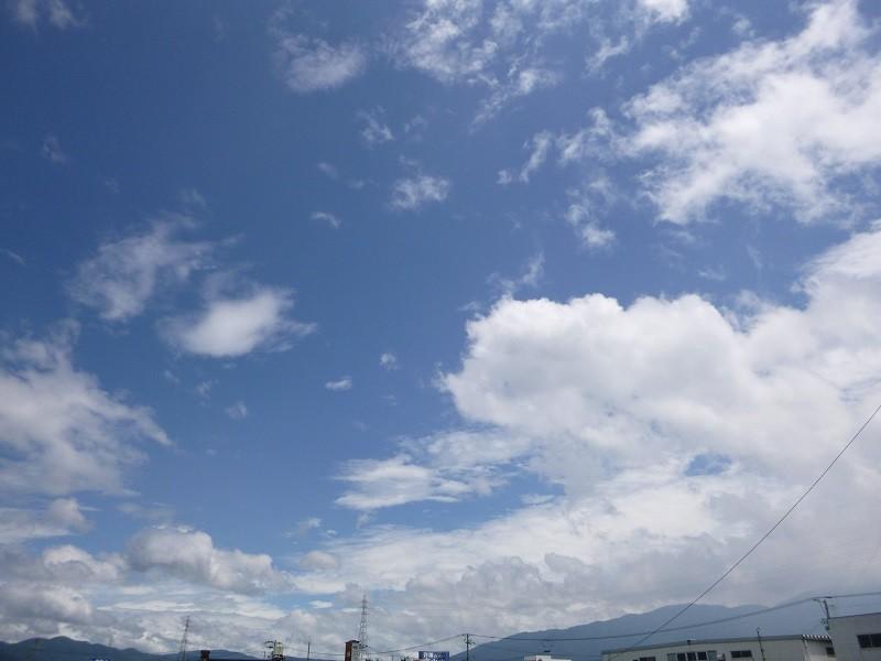 20140710 今日の空…