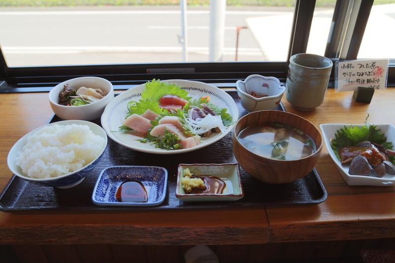 20140929 焼津浜食堂 刺身定食