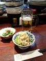 20140929 鼓童 静岡麦酒とポテサラ