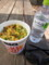 20141018 カップヌードルで昼食