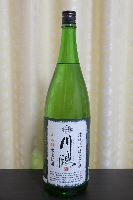 20170322 川鶴 讃岐地酒上等酒