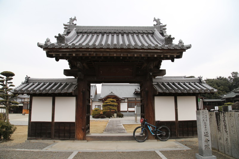 20180128 四国讃州七福巡り 延命院