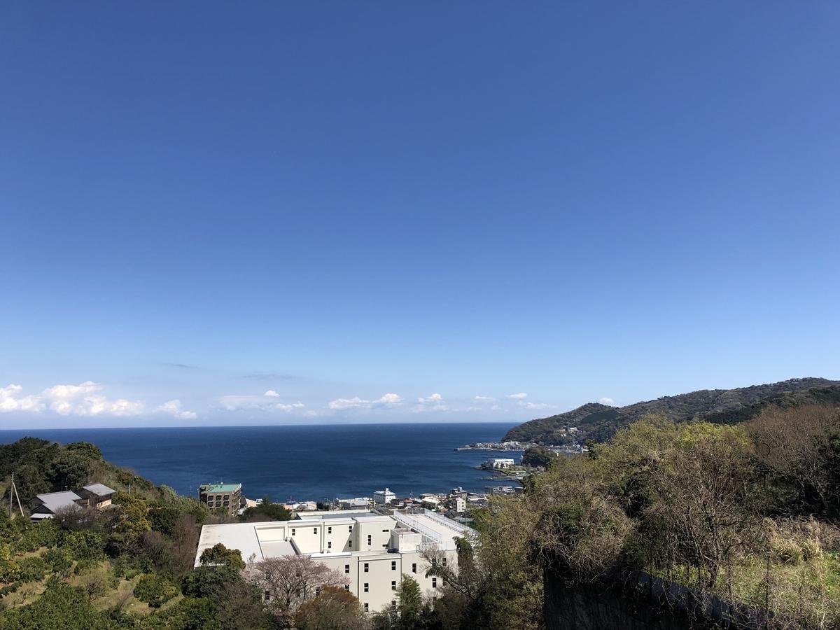 日本ではないような景色