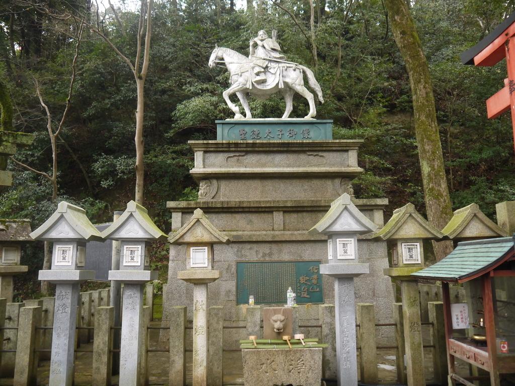 信貴山 聖徳太子像