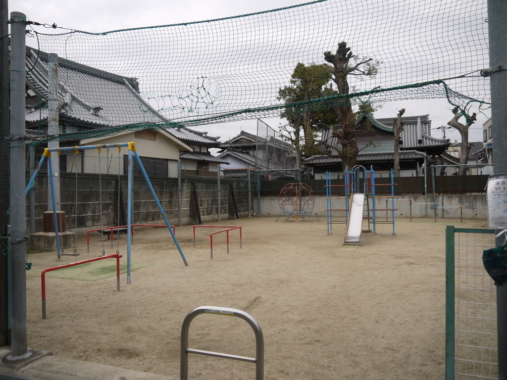 門真神社裏の公園