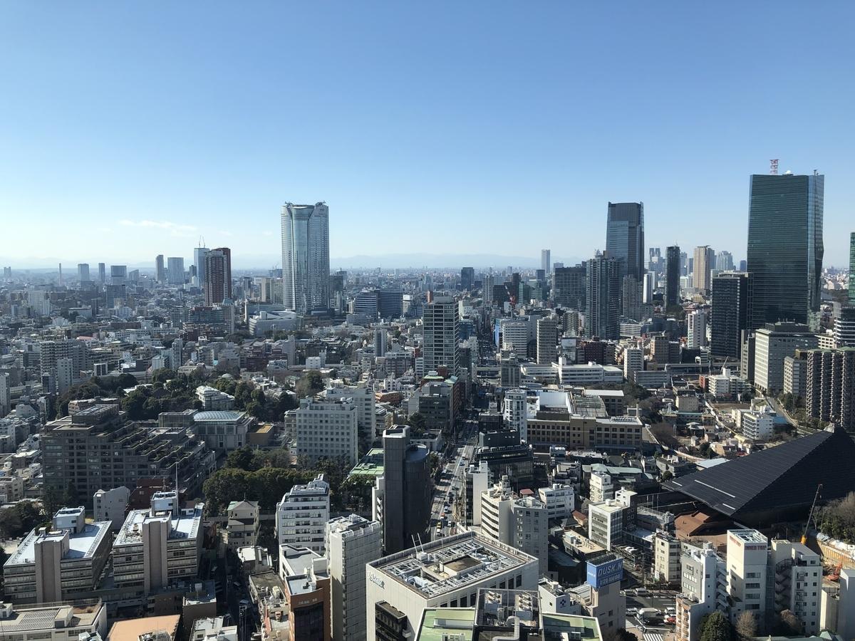東京タワー ノバべ 展望台