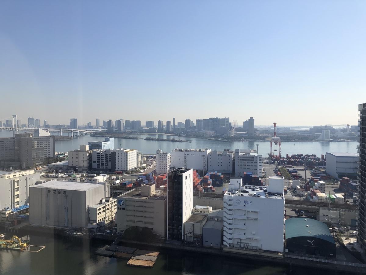 東京シーフォート ノバべ