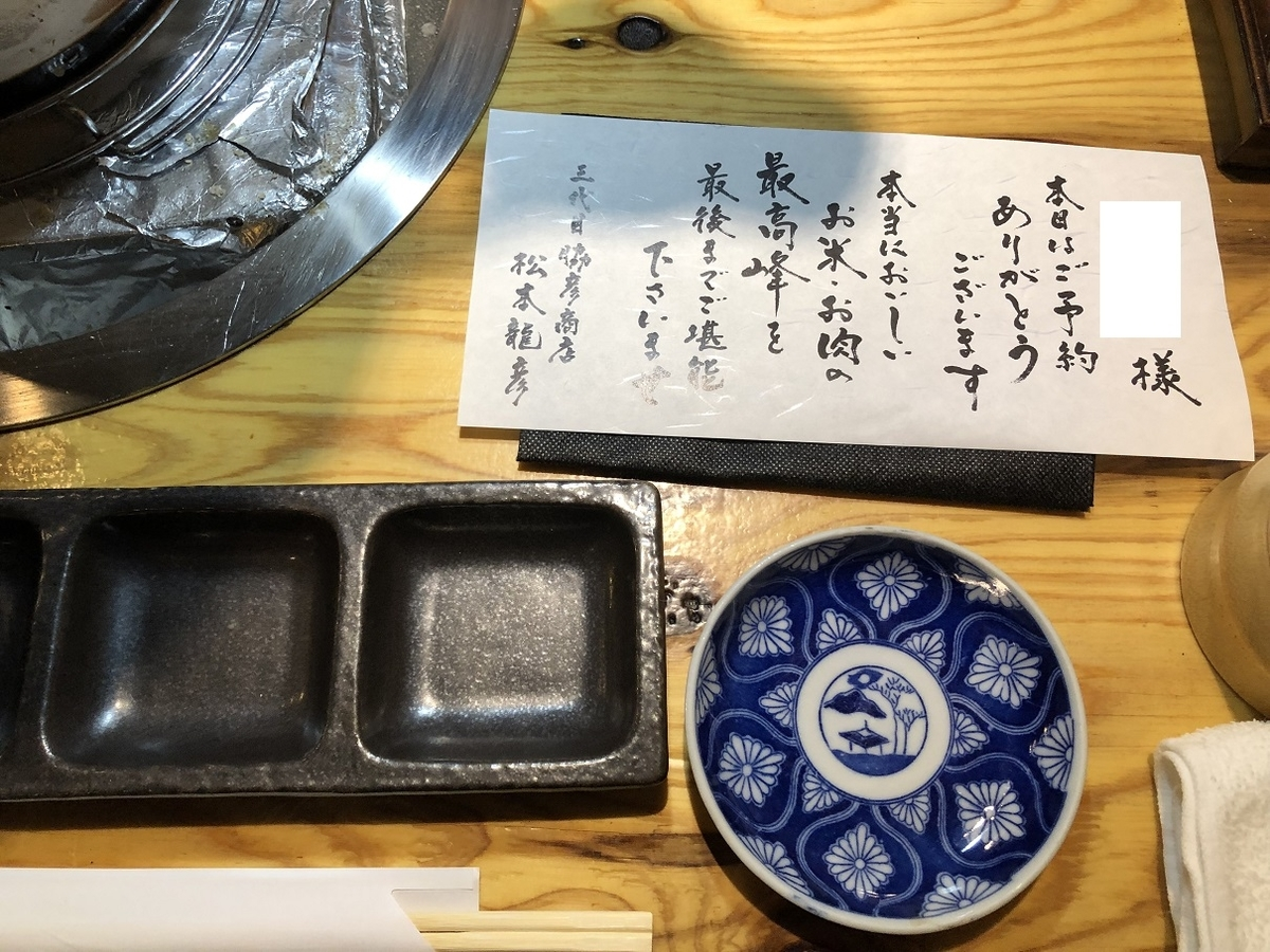 三代目脇坂商店 ノバべ 鉄板グルメ カード