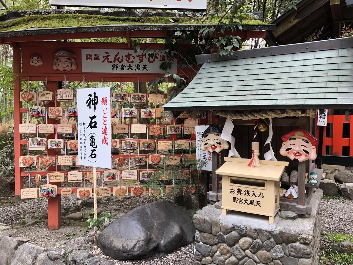 野宮神社 京都嵐山 縁結び②