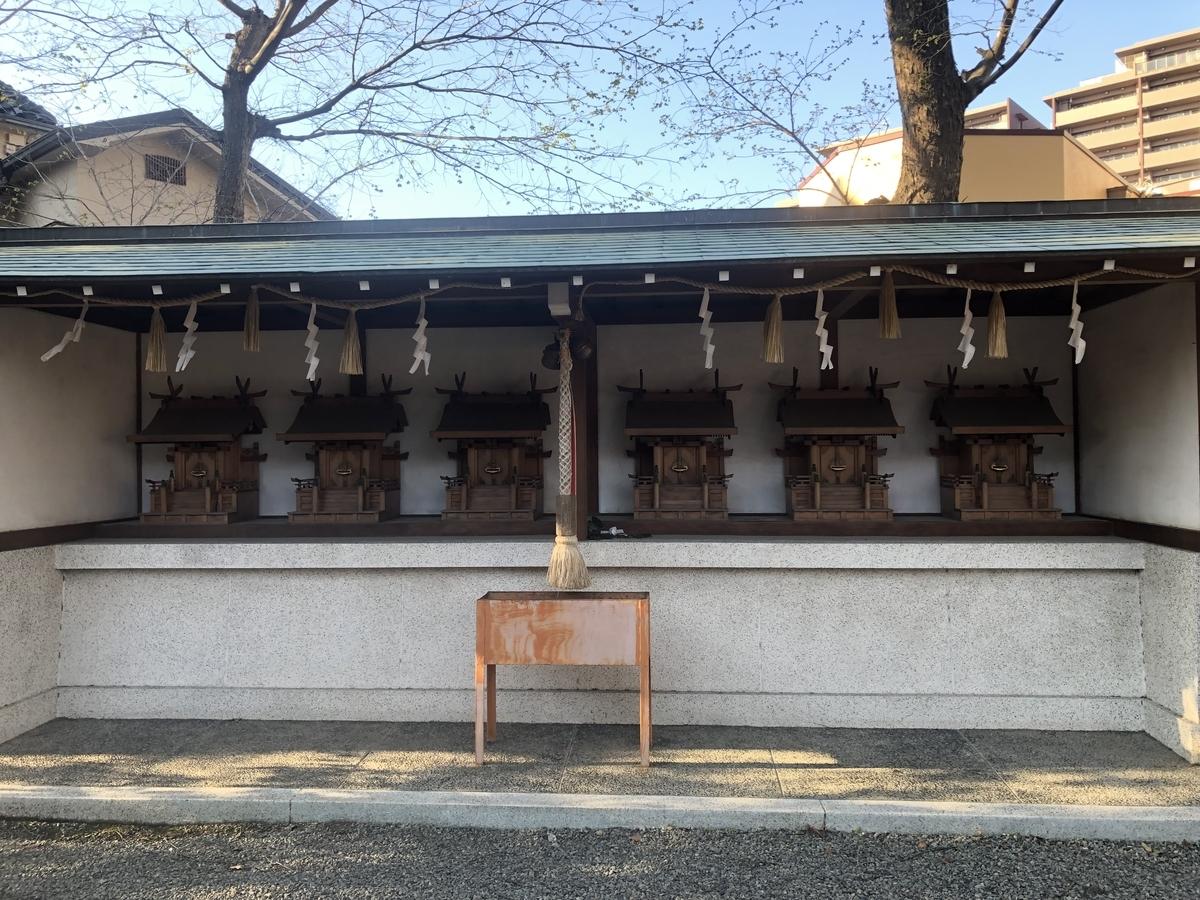 六神社 呉服神社