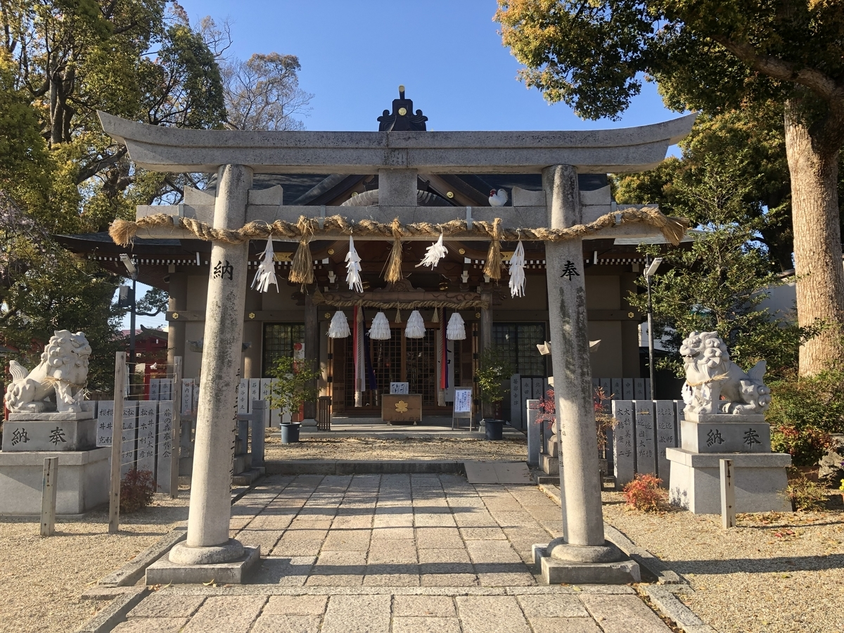 小戸神社 拝殿