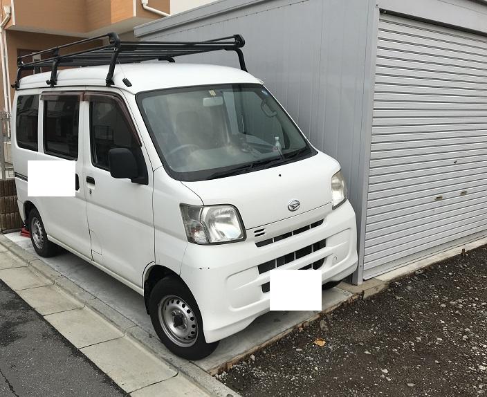 軽自動車 スペース