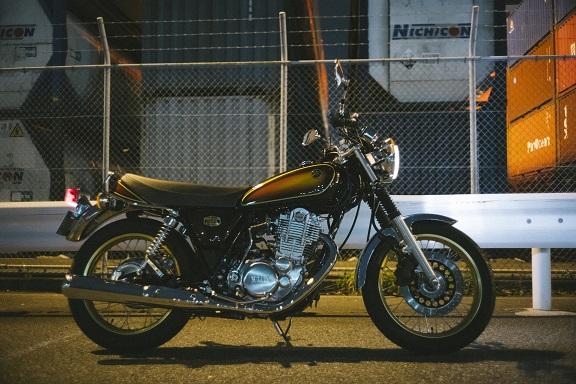 SR400 限定モデル