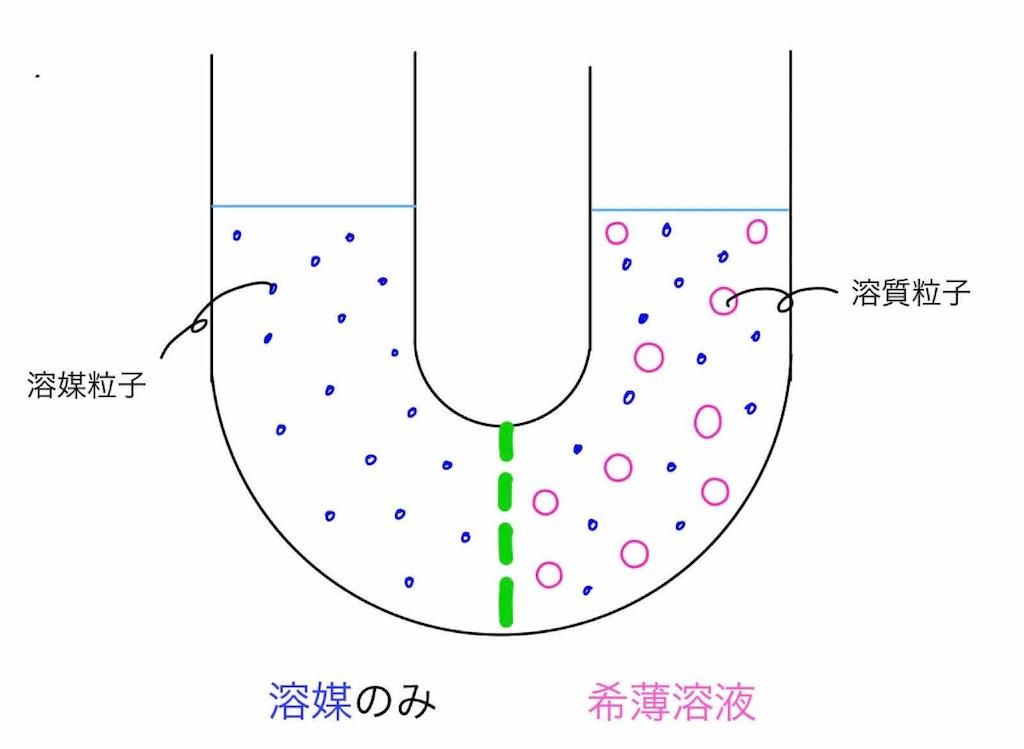 計算 浸透 圧 浸透圧の2大計算!ファントホッフの法則ともう1つは?