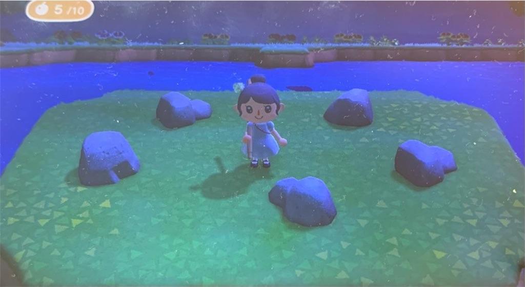 あつ森 うずまき島 サソリ