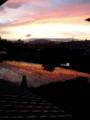 夕日が綺麗だ