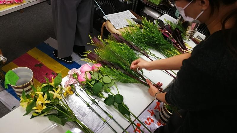 フラワースクール東京