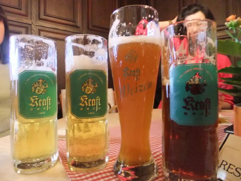 トリアーのビール