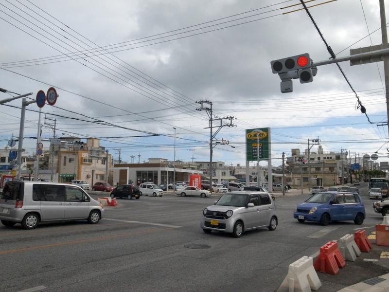 コザ十字路