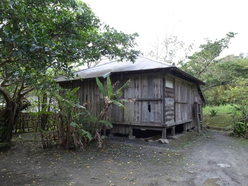 田中一村の家