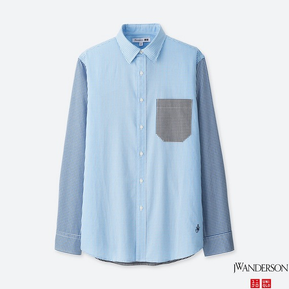 UNIQLO and JW ANDERSON 2018秋冬シャツ