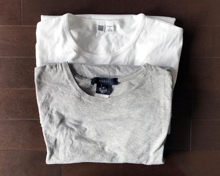 トム・フォード時代のグッチのTシャツ