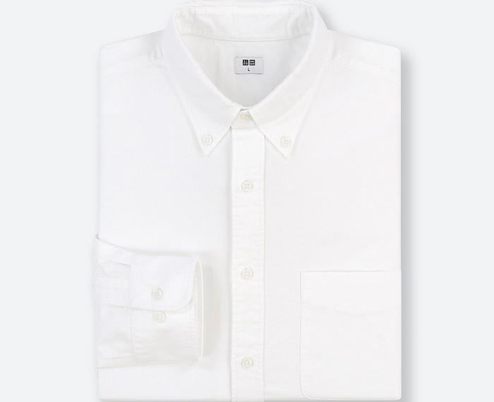 ユニクロの白シャツ2018春夏ベストバイ