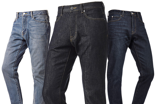 ZOZOのジーンズ