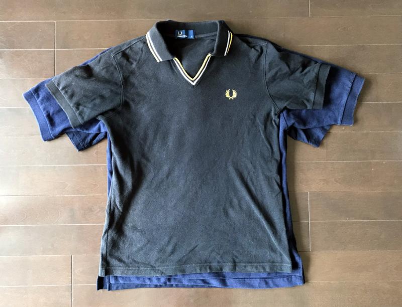 ビームスとジャーナルスタンダートとラルフローレンのポロシャツ