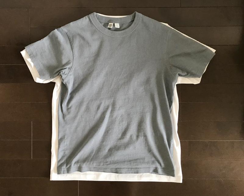 ZOZO白Tシャツとユニクロユーの白Tシャツ Sサイズ