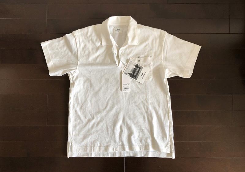 ユニクロ×エンジニアド ガーメンツ・オーバーサイズポロシャツ1