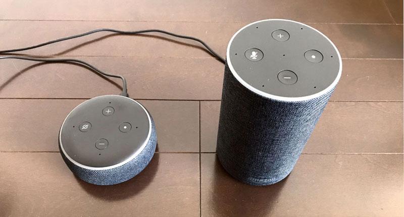 Unlimitedの2倍活用:Echoで聴いてみる1