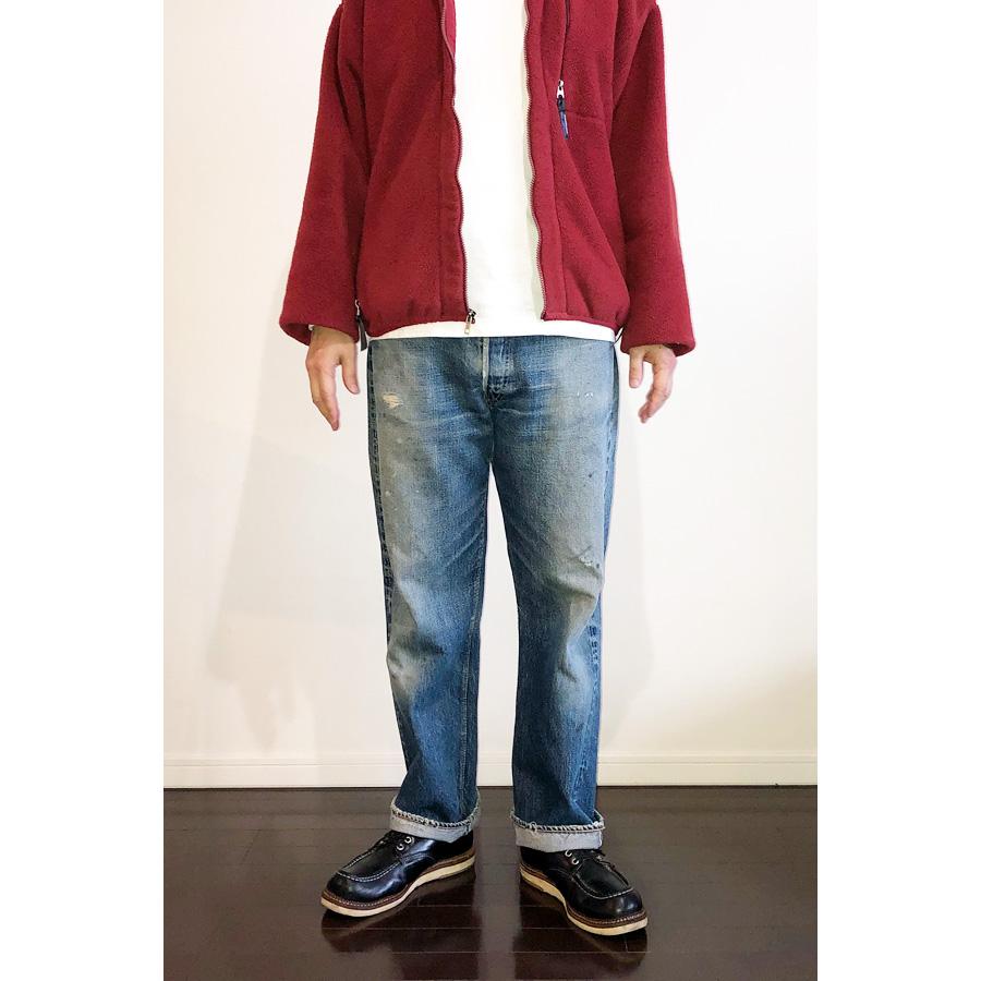 1993年から26年間着ているパタゴニアのフリース
