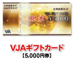 VJAギフトカードで現金化