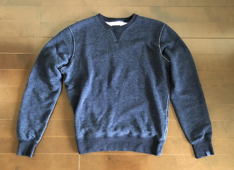 LOOPWHEELER(ループウィラー)のスウェットシャツ1