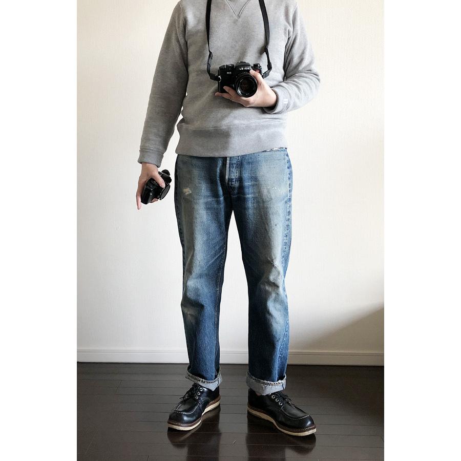 LOOPWHEELER(ループウィラー)のスウェットシャツ2