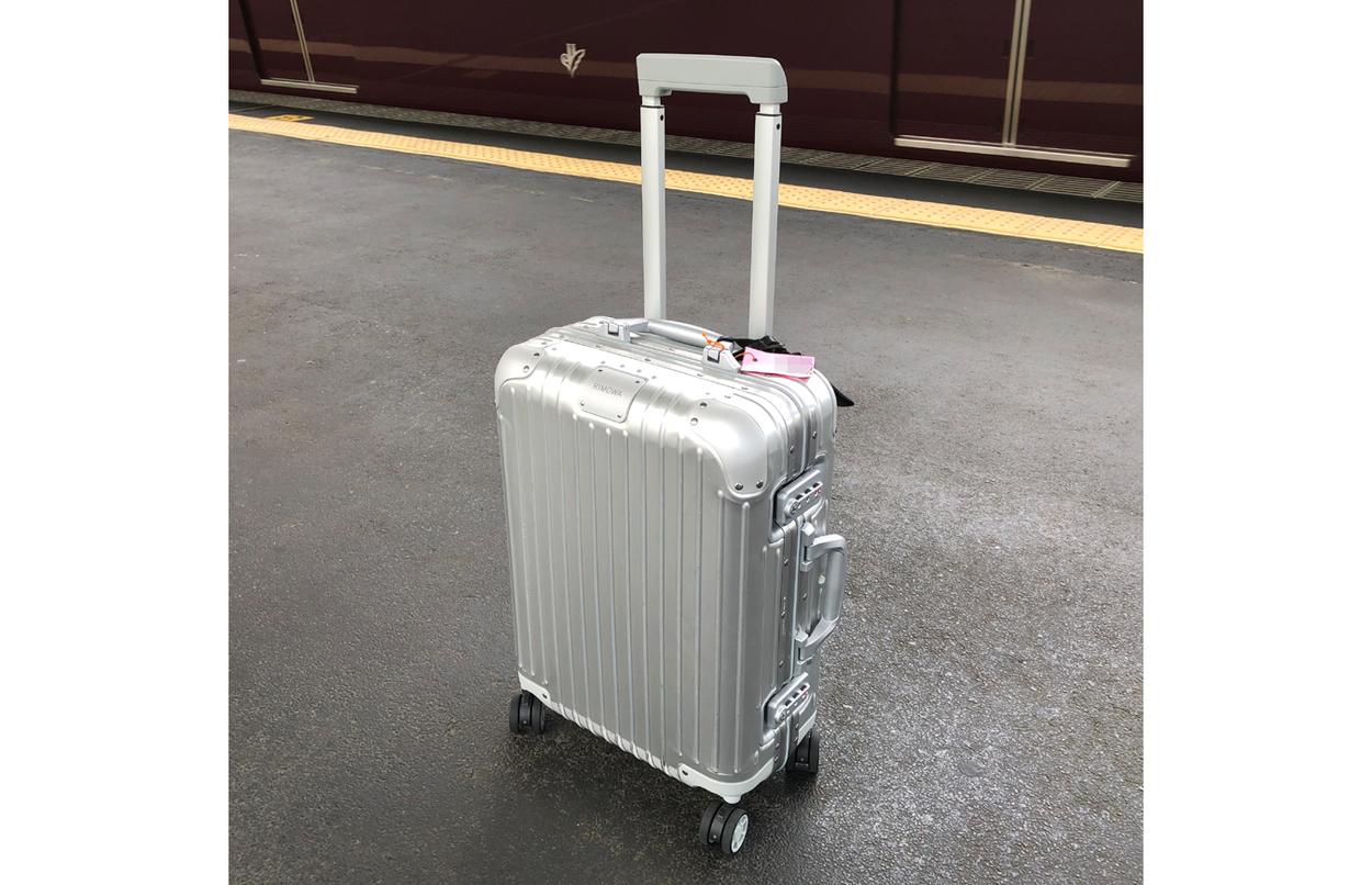 スーツケースでGo Toトラベルへ
