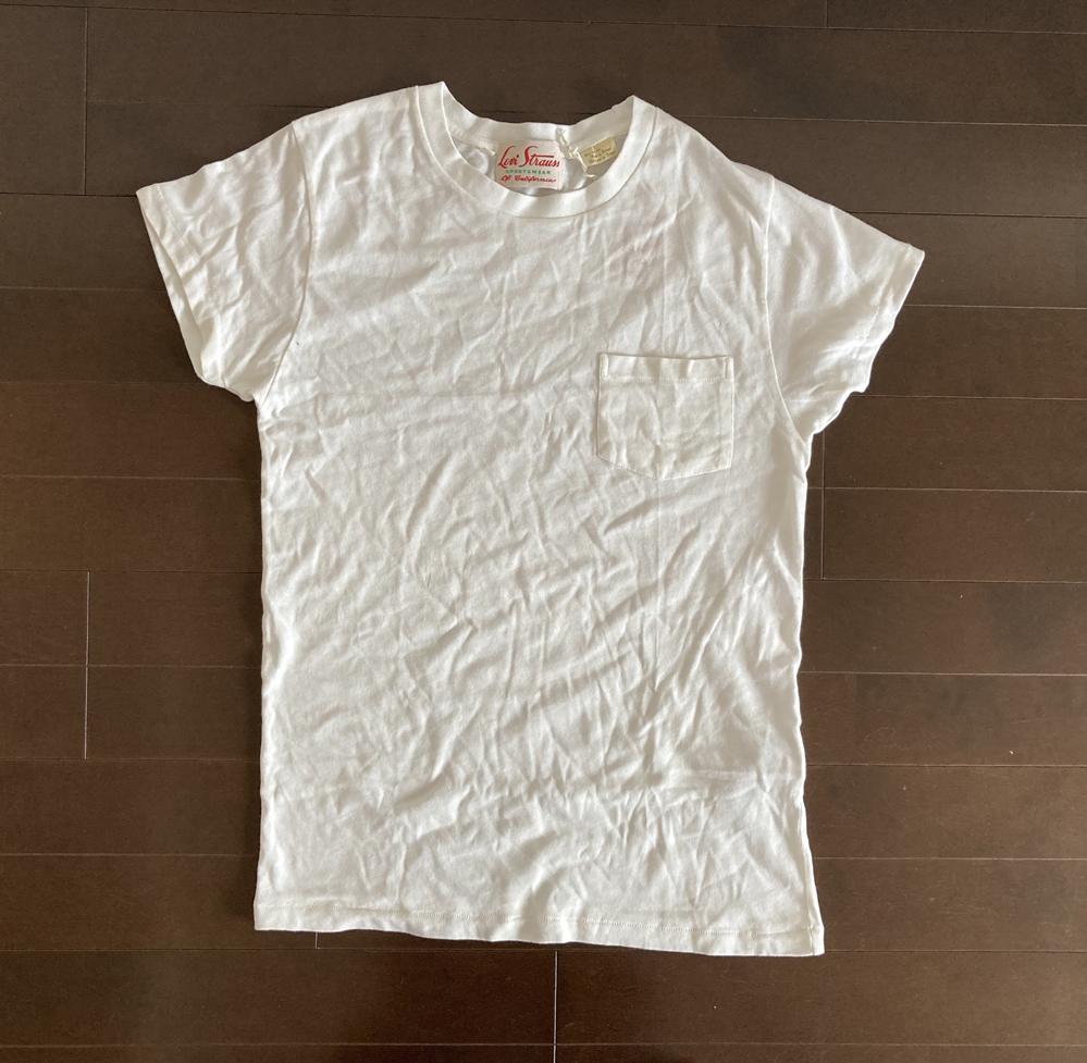 リーバイス LVC1950SスポーツウェアTシャツ 2