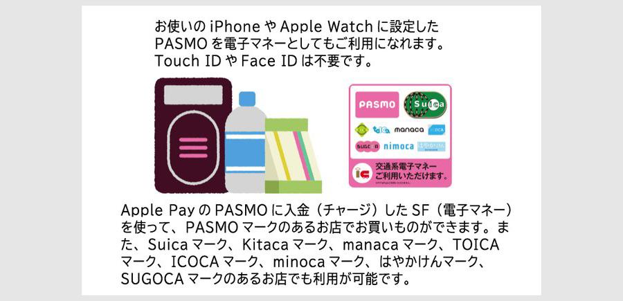 PASMO Apple PAYの初回利用で50%バック2