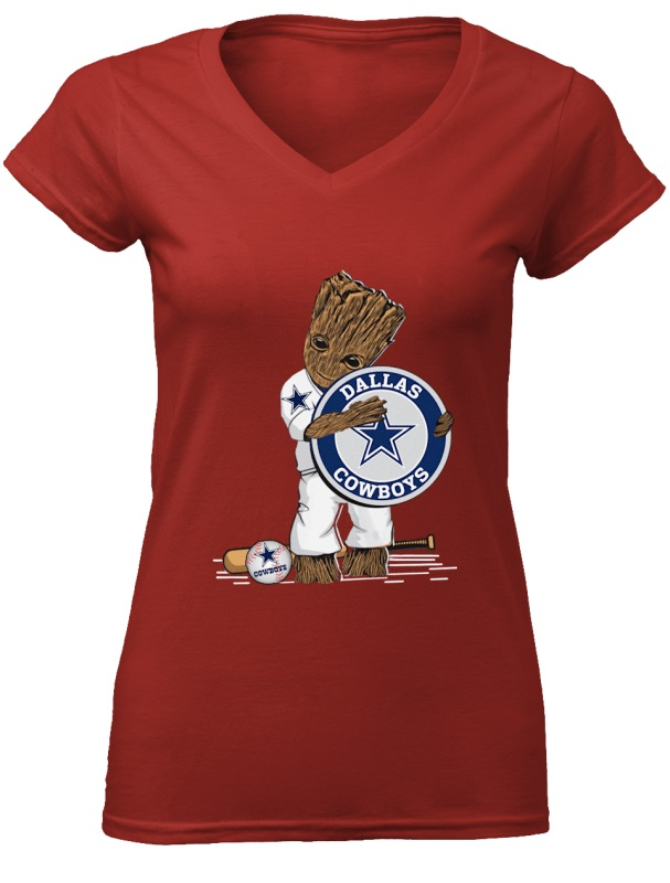 Cool Baby Groot hugs Dallas Cowboys shirt - noclaws05 s blog 19598e27b