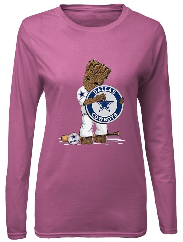 f id noclaws05 20181011190741p plain.       Click to get this shirt  Baby Groot  hugs Dallas Cowboys shirt 3a2cf5e95