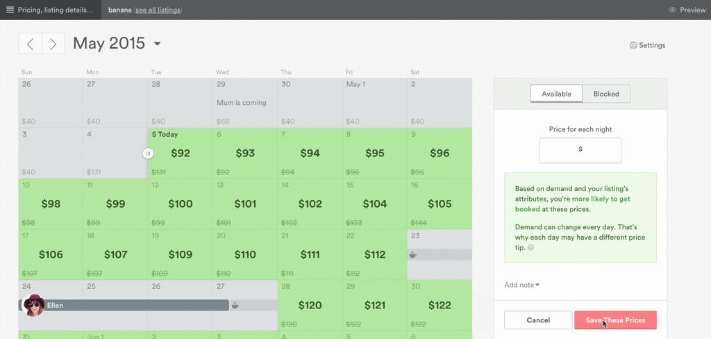 論文メモ: Airbnb Pricing Model】Customized Regression Model