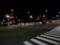 小倉北警察署前交差点。街灯の色が変わった。