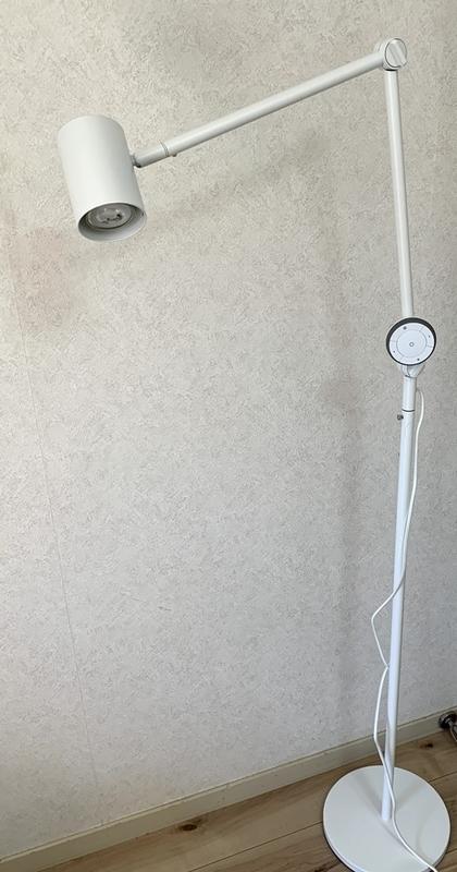 IKEA イケア LED フロアスタンド ランプ
