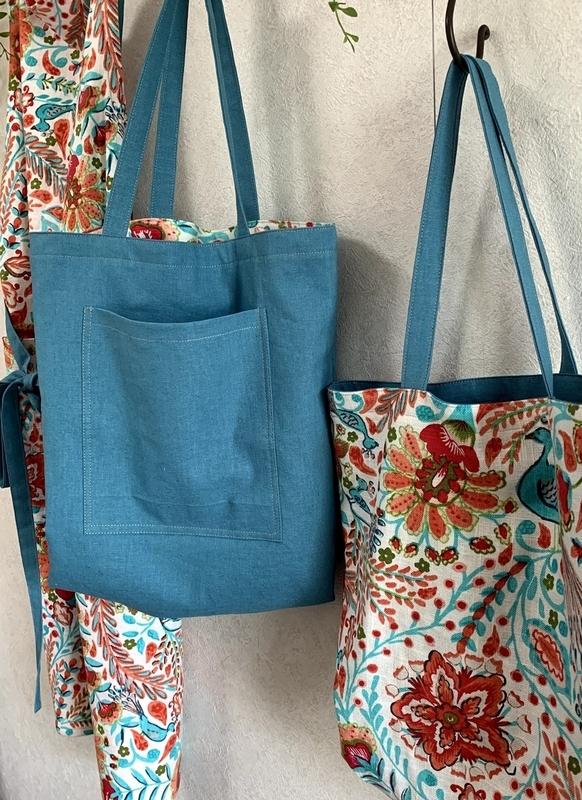 reversible marketbags