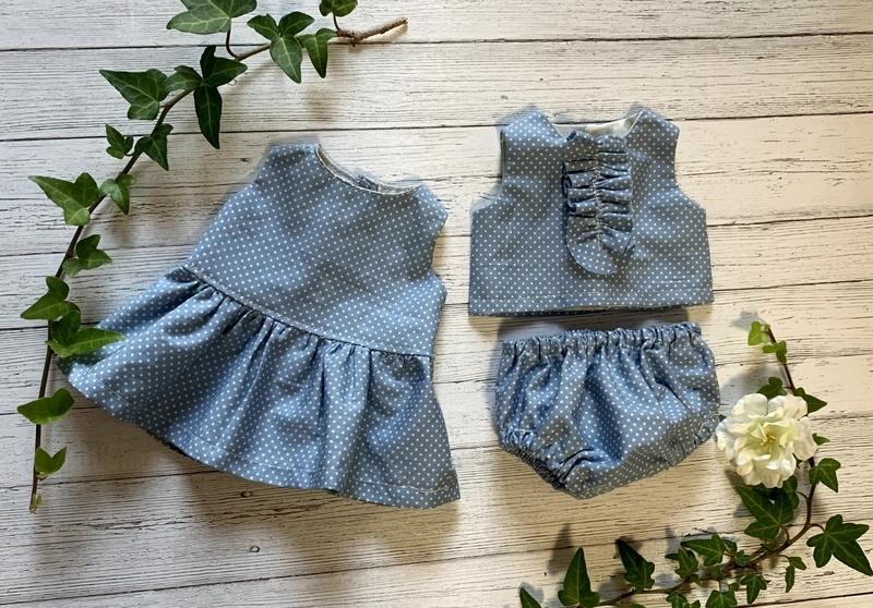 tiny doll clothes