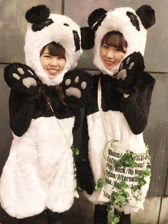 2016ハロウィンパンダ