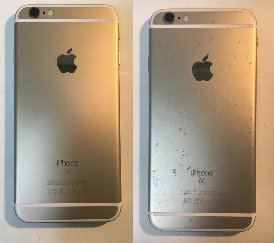 docomo iPhone6S